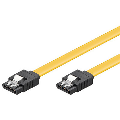 Microconnect SAT15010C6 ATA kabel - Geel