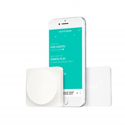 Logitech : POP Smart Button Kit - Wit