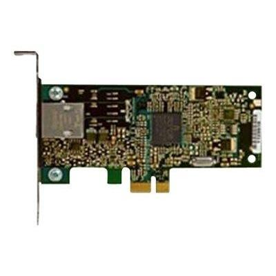 Dell netwerkkaart: Broadcom 5722 Single Port Gigabit Ethernet PCI-Express Network Interface Card - Groen