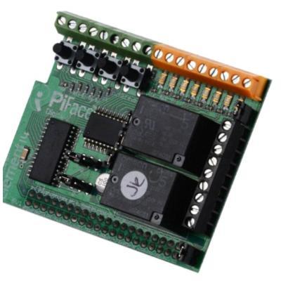 M-cab : Raspberry PiFace 2 Modul - Groen