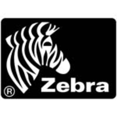 Zebra etiket: Z-Ultimate 3000T Silver 50.8 x 25.4 mm - Zilver