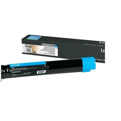 Lexmark C950X2CG toner