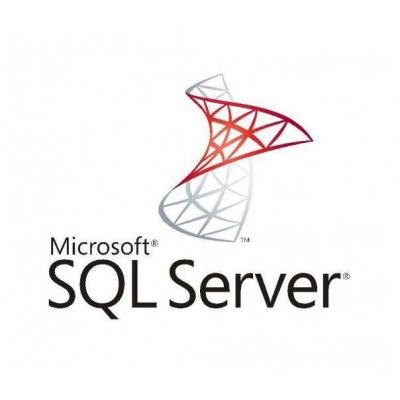 Microsoft software licentie: SQL Server Standard Core Edition