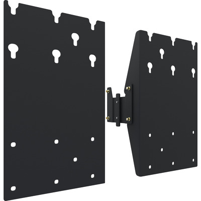 SmartMetals Back to back kit 3000 series incl. bracket VESA 600-400 TV standaard - Zwart