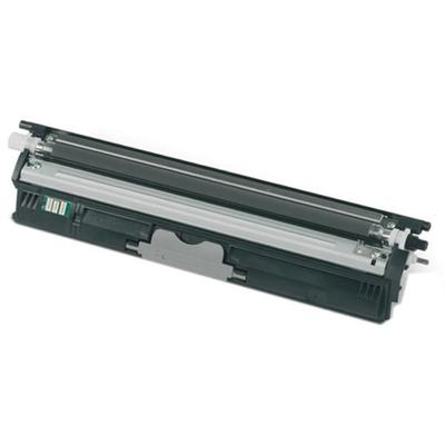 OKI cartridge: Toner voor C110/C130/MC160n, Zwart