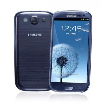 Samsung smartphone: Galaxy SIII - Blauw