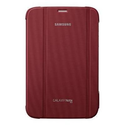 Samsung tablet case: Book Cover Galaxy Note 8 - Rood