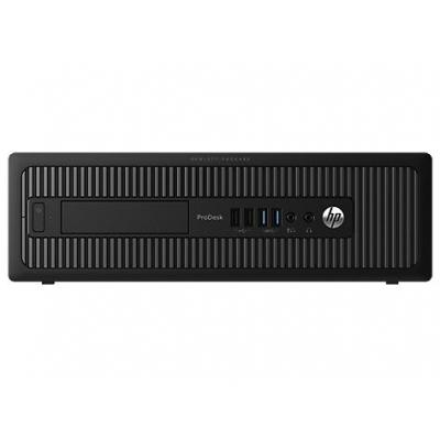 HP ProDesk 600 G1 SFF Pc - Zwart