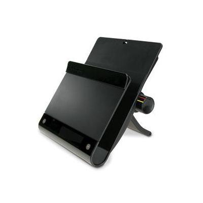 Kensington docking station: SmartFit™ Laptop Docking Station met Standaard SD100S - Zwart