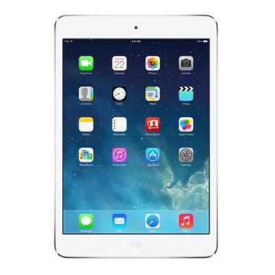 Apple tablet: iPad mini 2 16GB Wi-Fi + Cellular met Retina display Silver | Refurbished - Zilver