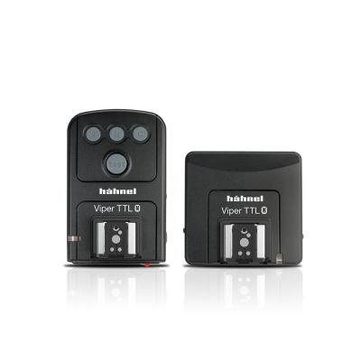 Hahnel Viper TTL Camera flits accessoire - Zwart