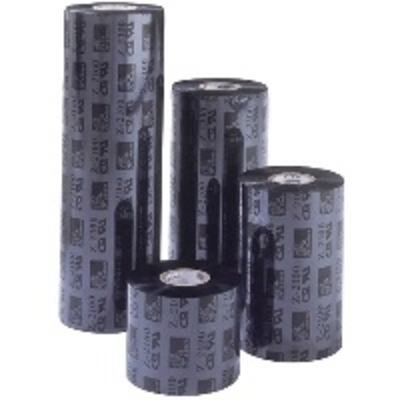 "Zebra Wax/resin 3400 4.33"" x 110mm Printerlint"