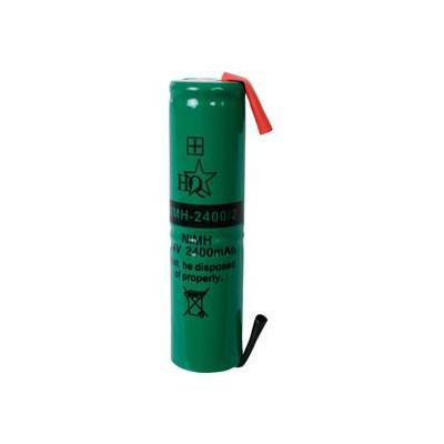 Hq batterij: Ni-MH backup batterij 2.2 V 2400 mAh - Groen