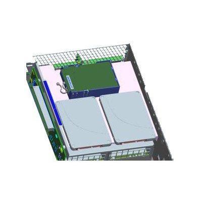 Intel A2UBKTMFBUSSD Computerkast onderdeel