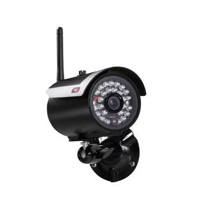 "Abus beveiligingscamera: IR, 2.4 GHz für 7"" Set, 640 x 480, 1/4"" CMOS, 25 x IR LED, IP66 - Zwart"