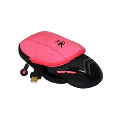 Port designs etui voor mobiele apparatuur: Gaming Mouse Pouch - Pink - Roze