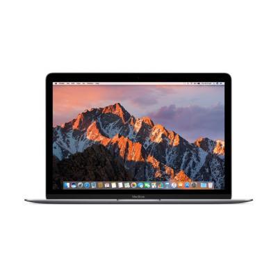 Apple MacBook 12 (2017) - i5 - 512GB - Space Grey laptop - Grijs