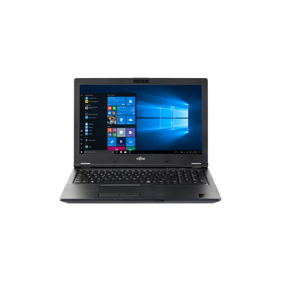 Fujitsu LIFEBOOK E5510 Laptop - Zwart