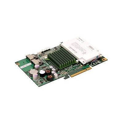 Supermicro 8 ports, SAS, 3Gb/s, RAID 0/1/5/6/10/50/60 Raid controller