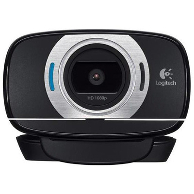 Logitech webcam: C615 - Zwart