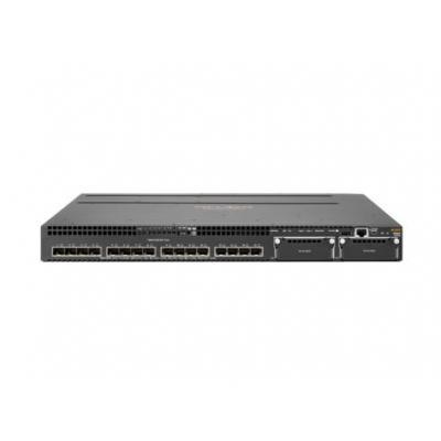 Hewlett Packard Enterprise switch: Aruba 3810M 16SFP+ 2-slot Switch - Zwart