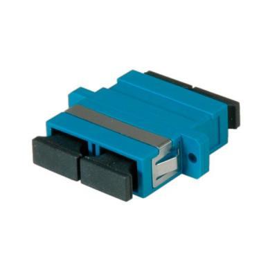 Value Fibre Optic Adapter SC/SC Duplex, OS2 Z Fiber optic adapter
