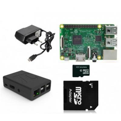 Raspberry Pi : Pi 3 Model B Bundel
