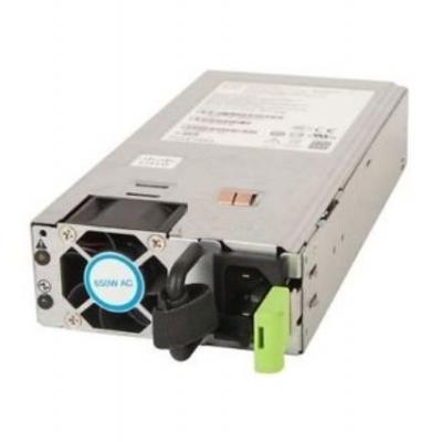 Cisco power supply unit: 650 W, 100–120 VAC, 200–240 VAC, RSP1