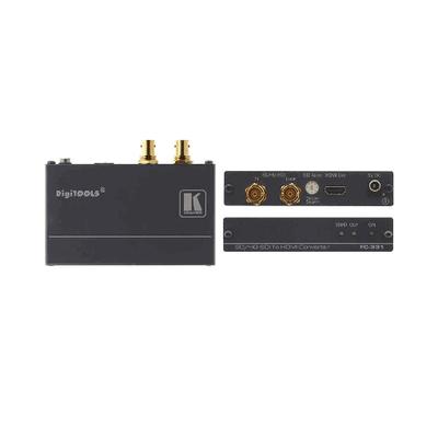 Kramer Electronics Kramer FC-331 Format converter Video converter - Zwart