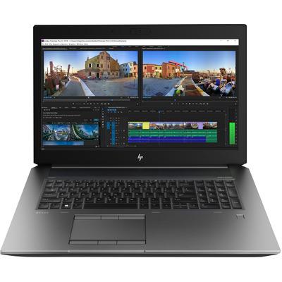 HP ZBook 17 G5 Laptop - Zwart, Zilver - Demo model