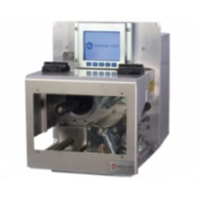 Datamax O'Neil A-Class Mark II A4212 Labelprinter - Grijs, Gesatineerd staal
