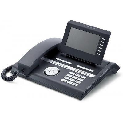Unify ip telefoon: OpenStage 40 HFA V3 - Zwart