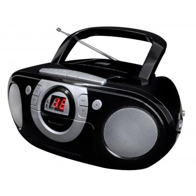 Soundmaster CD-radio: SCD5100 - Zwart