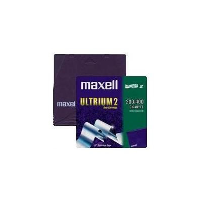Maxell datatape: Ultrium LTO 2 Tape - Zwart