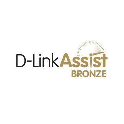 D-Link Bronze - 1 Year Next Business Day Swap Service - A Garantie