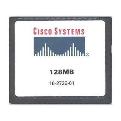 Cisco networking equipment memory: Compact Flash memory for Catalyst 4500 E-Series, 128MB
