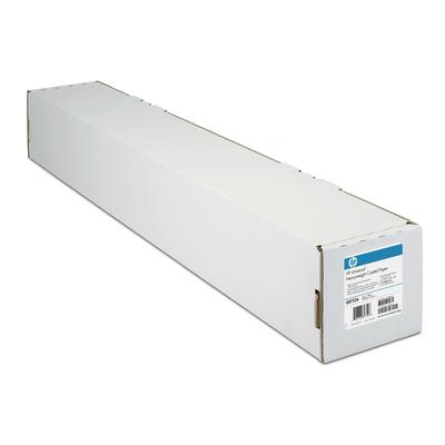 Hp grootformaat media: HPPapier met coating, extra zwaar, universeel, 120 gr/m², 610 mm x 30,5 m