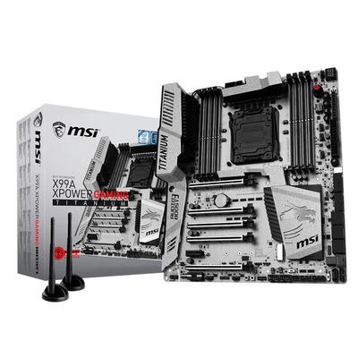 Msi moederbord: X99A Xpower Gaming Titanium
