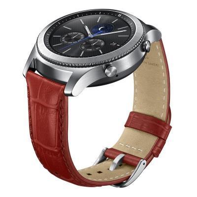 Samsung horloge-band: ET-YSA76MREGWW - Rood