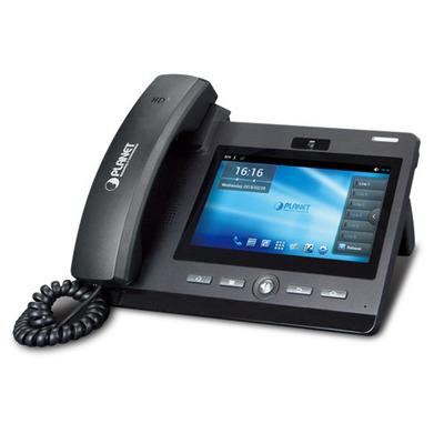 Planet ICF-1800 IP telefoon - Zwart