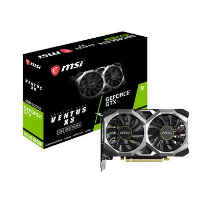 MSI GeForce GTX 1650 SUPER VENTUS XS OC Videokaart