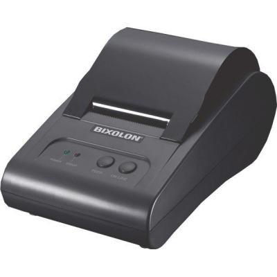 Bixolon Thermal Printer darkgrey DK port (cash drawer)no interface c Labelprinter - Grijs