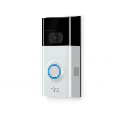 Ring deurbel: Doorbell 2 - Zwart, Grijs