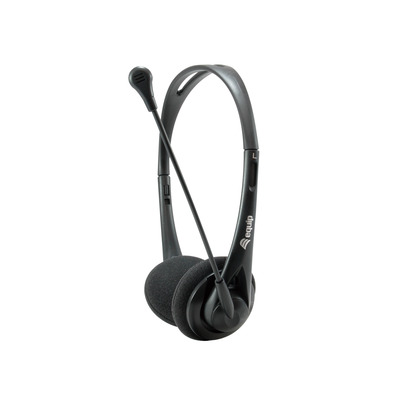 Equip Chat Headset - Zwart