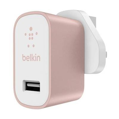 Belkin oplader: MIXIT Metallic Home Charger - Roze, Wit