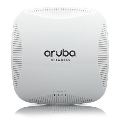 Hewlett Packard Enterprise Aruba AP-214 Dual 3x3:3 802.11ac Access point - Wit