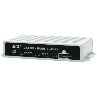 Digi TransPort WR44 Wireless router - Zwart, Wit