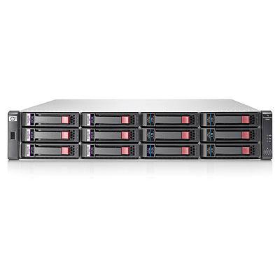 Hewlett Packard Enterprise P2000 G3 iSCSI MSA Dual Controller LFF Array System SAN