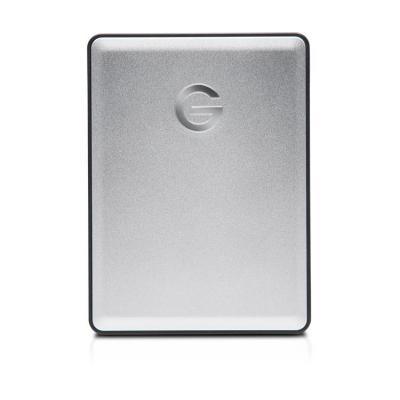 G-technology : G-DRIVE - Zilver