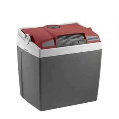 Mobicool koelbox: G26 AC/DC - Grijs, Rood